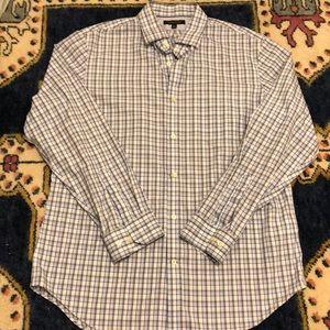 Banana Republic Non-Iron Classic Fit Men's Shirt L